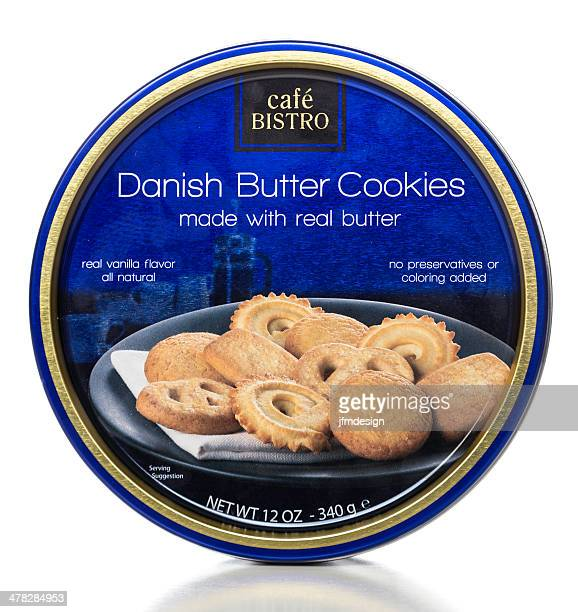 Café Bistro Danish Butter Cookies can