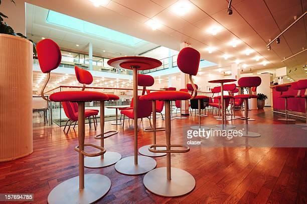 Café in office building