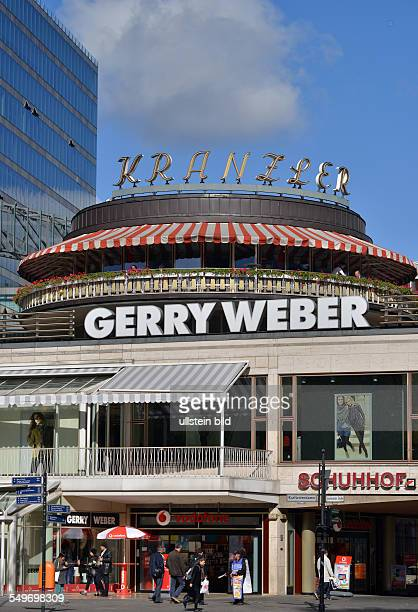 Café Kranzler Kurfürstendamm Berlin