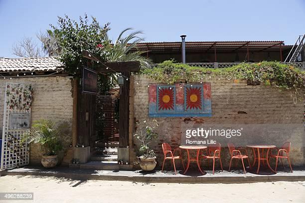 Café Todos Santos in Todos Santos Pueblo Magico Baja California Sur Mexico