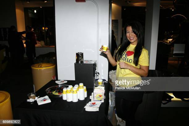 Cafe Bustelo attends 7th Annual BoCONCEPT/KOLDESIGN Holiday Party at Bo Concept Madison Ave on December 15 2009 in New York
