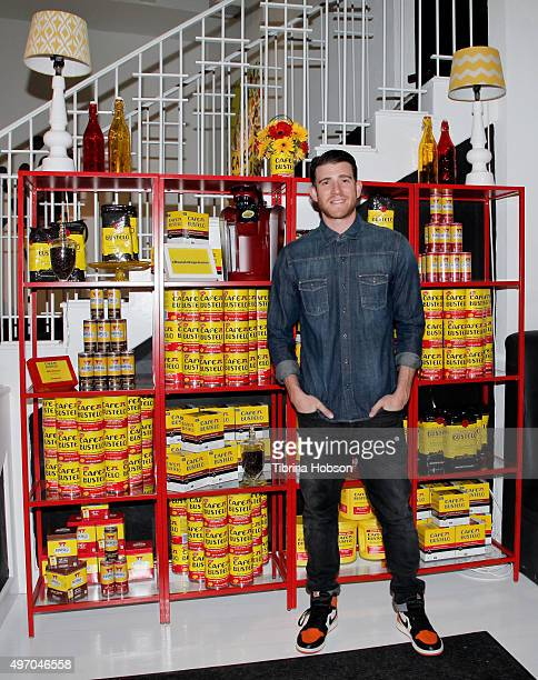 Cafe Bustelo PopUp Cafe hosts a special performance by Bryan Greenberg on November 12 2015 in Los Angeles California