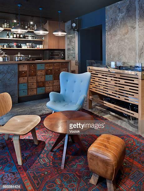 Cafe (coffee bar) in St. Petersburg