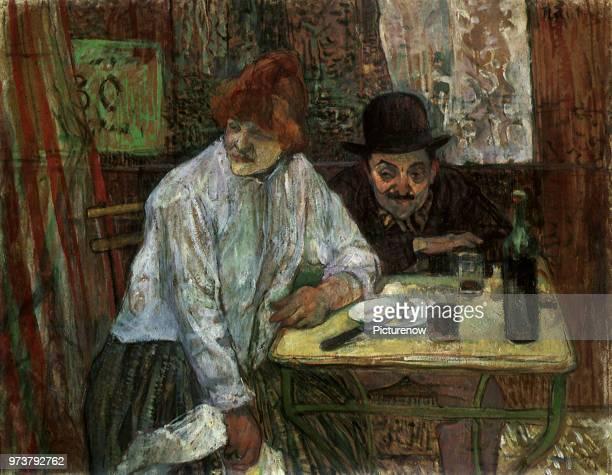 Cafe La Mie ToulouseLautrec Henri de 1891