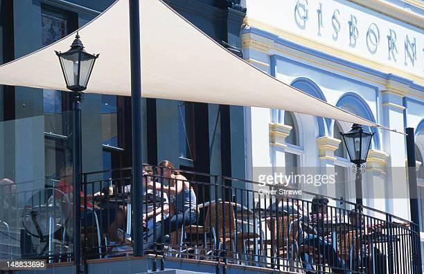 Cafe on main street.