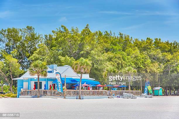 Cafe on Manatee Beach,Anna Maria Island