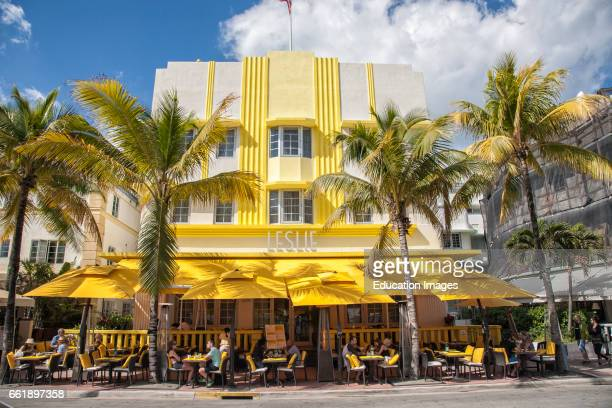 Cafe on Ocean Drive South Beach