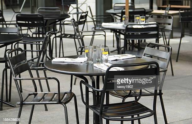 Cafe Patio Outdoor