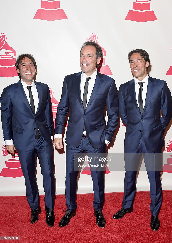 Cafe Quijano attends the 2014 Person of the Year honoring Joan Manuel Serrat at the Mandalay Bay Events Center on November 19, 2014 in Las Vegas, Nevada.