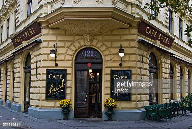 Cafe Sperl in the Gumpendorferstrasse 11 Photograph by Urs Schweitzer 2009