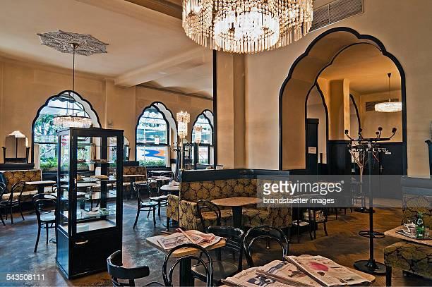 Cafe Tirolerhof Fuehrichgasse 8 1010 Vienna Photograph by Urs Schweitzer 2009