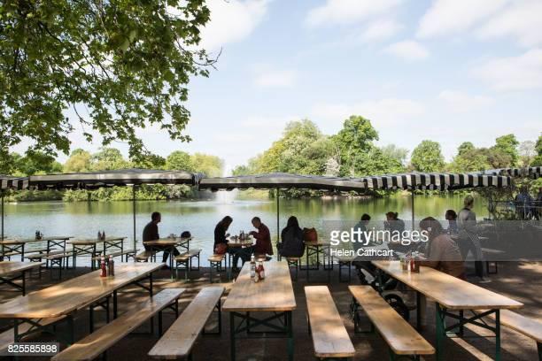 Cafe, Victoria Park