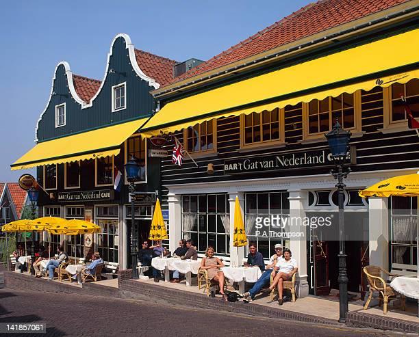 Cafe, Volendam, Netherlands