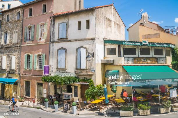 Cafes of Arles