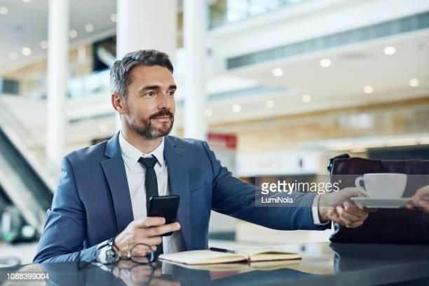 Koffein, Kickstart seiner Geschäftsreise