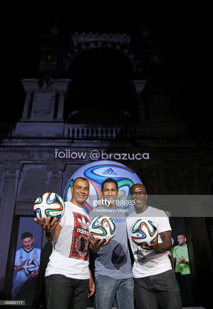 adidas Brazuca Launch