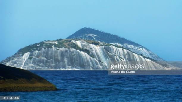 Cagarras Island from Arpoador