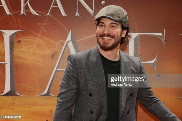Cagatay Ulusoy attends the special screening for the second season of the Netflix series HAKAN : MUHAFIZ during the Istanbul Film Festival on April...