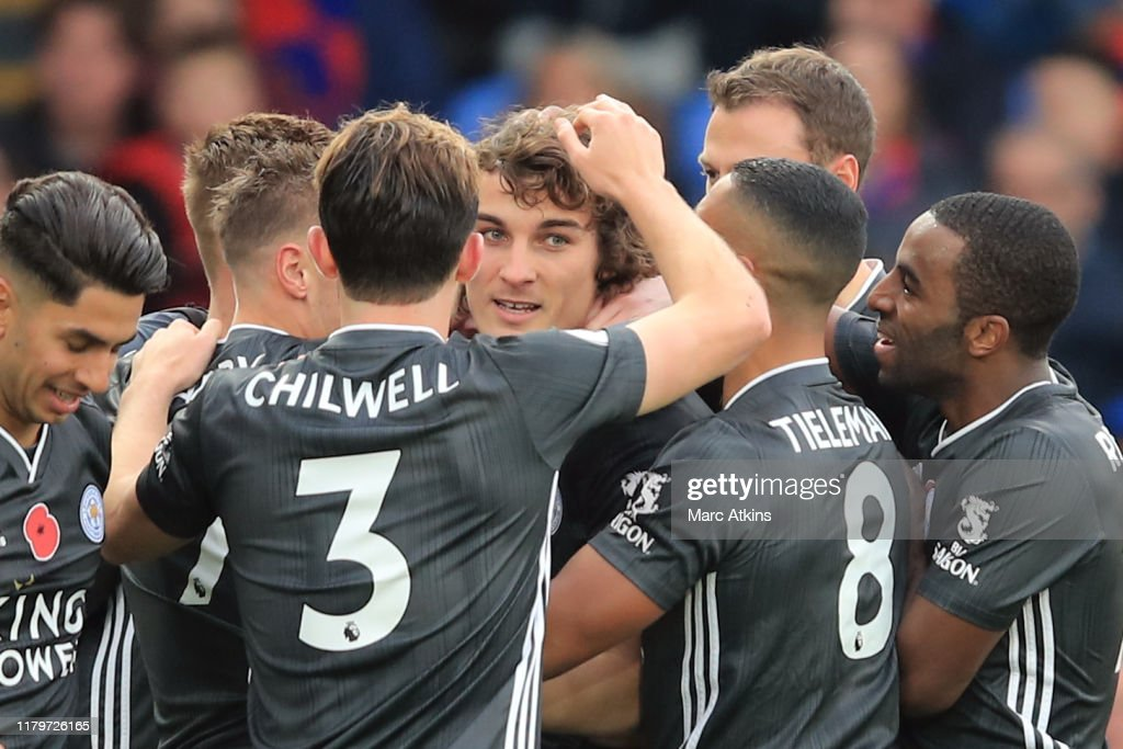 Crystal Palace v Leicester City - Premier League : News Photo