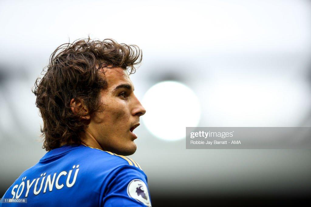 Liverpool FC v Leicester City - Premier League : News Photo