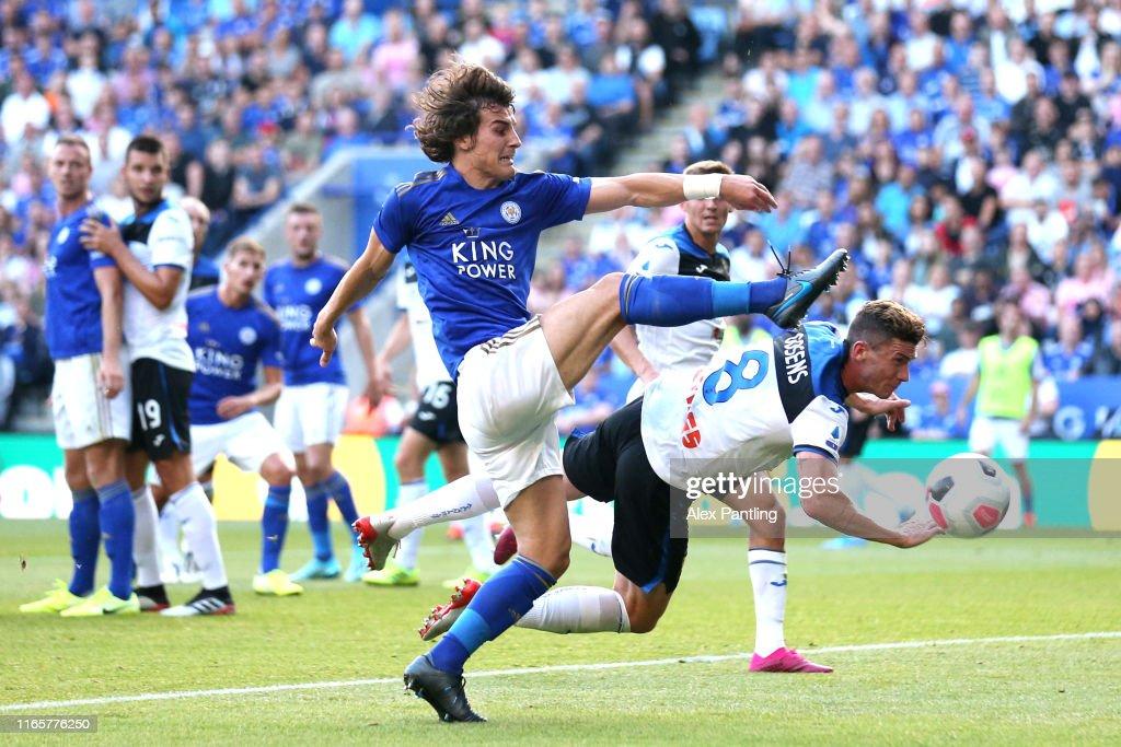 Leicester City v Atalanta - Pre-Season Friendly : News Photo