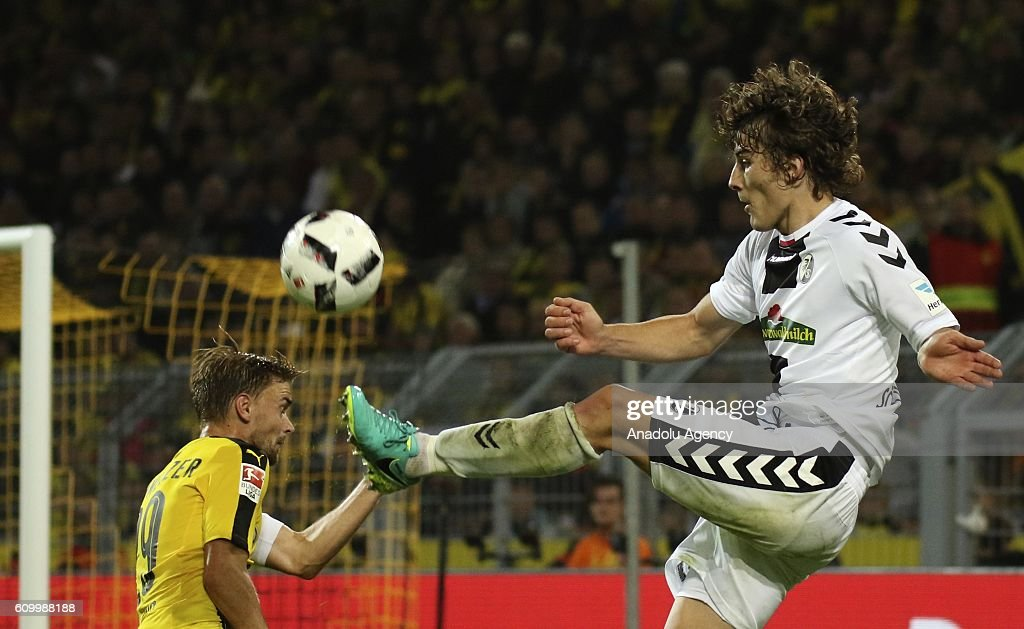 Borussia Dortmund v SC Freiburg : Bundesliga : News Photo