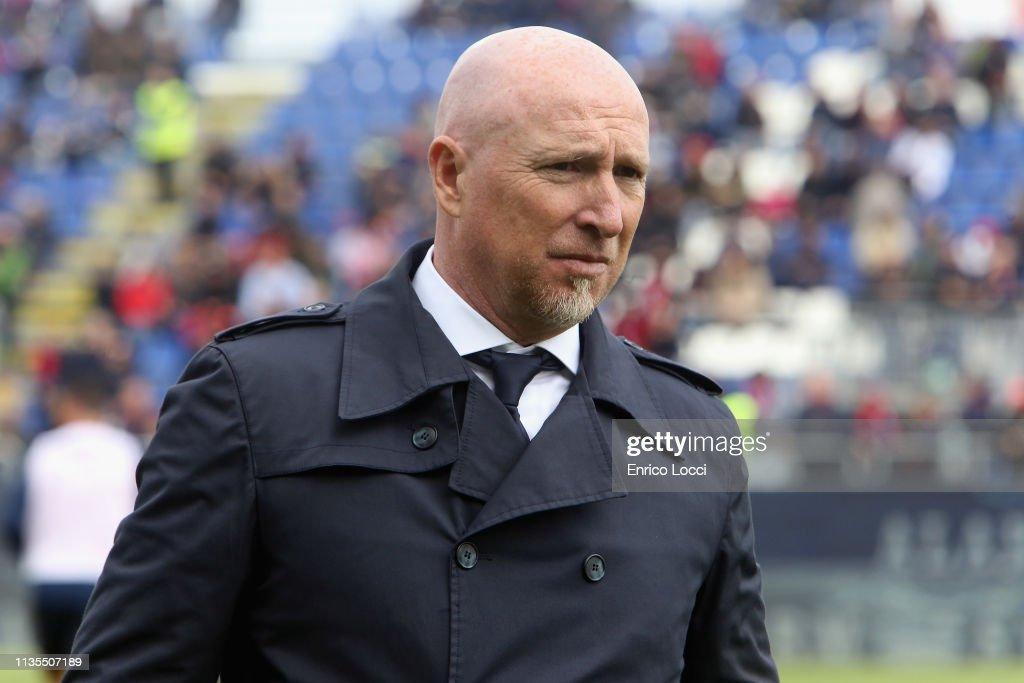 Cagliari v SPAL - Serie A : Foto di attualità