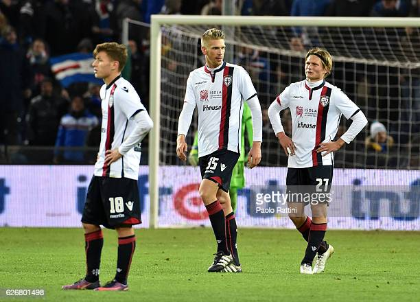 Sampdoria V Cagliari Calcio Tim Cup Stock Photos And Pictures
