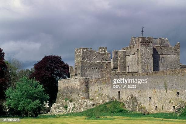 Cahir Castle County Tipperary Ireland 12th century