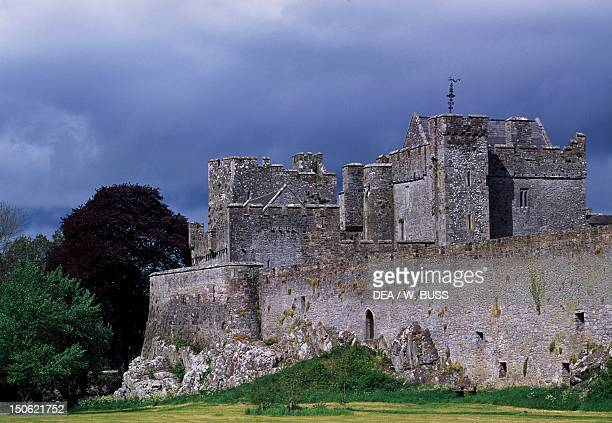 Cahir Castle in County Tipperary Ireland 12th century