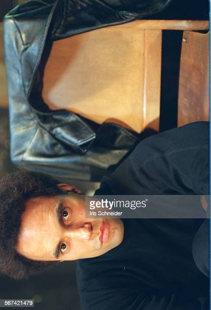 CAHuey 3IS1/10 Roger Guenveur Smith who will play Huey Newton in A Huey P Newton STory presen ted by The ACtors' Gang Photo ^^^