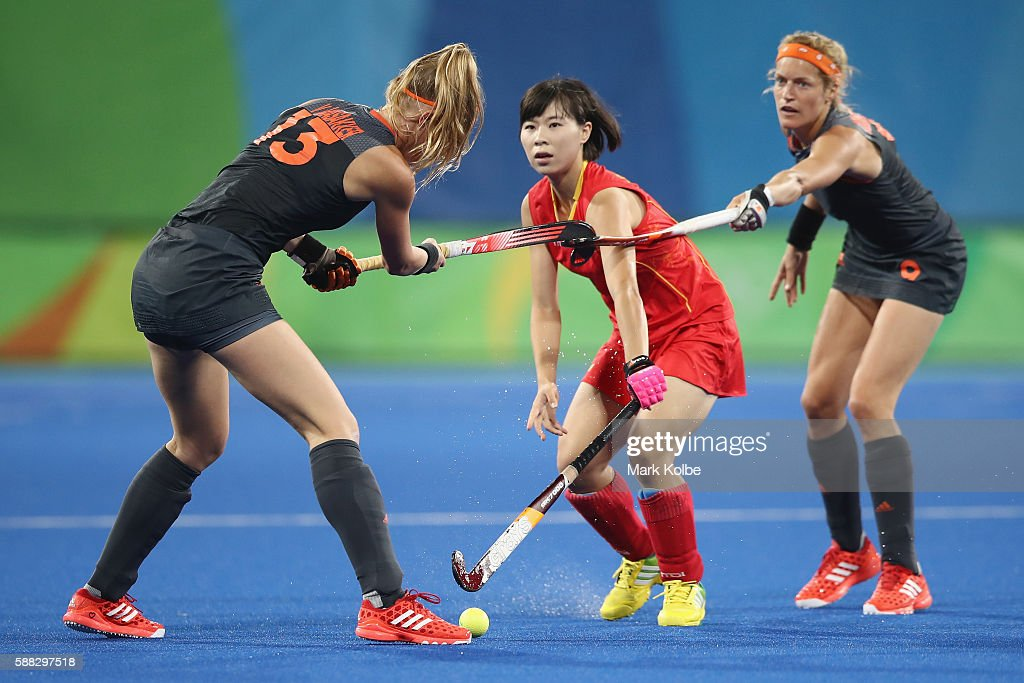 Hockey - Olympics: Day 5 : News Photo