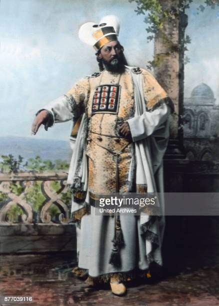 Caiaphas is the embodiment of the vicious hatred that the Jews harbored against the purest of the pure But he knows he can not speak a sentence to...