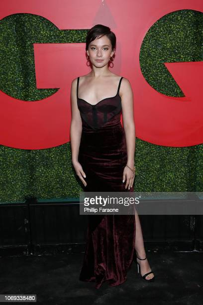 Cailee Spaeny attends the 2018 GQ Men Of The Year Party at Benedict Estate on December 6 2018 in Beverly Hills California