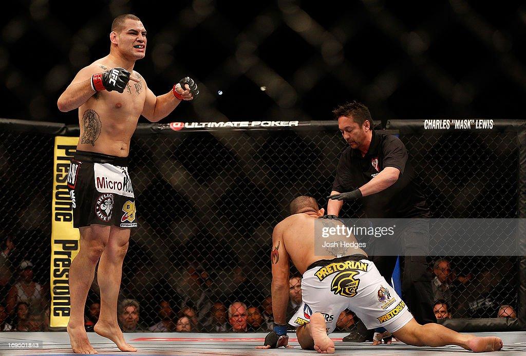 UFC 160: Velasquez v Bigfoot 2
