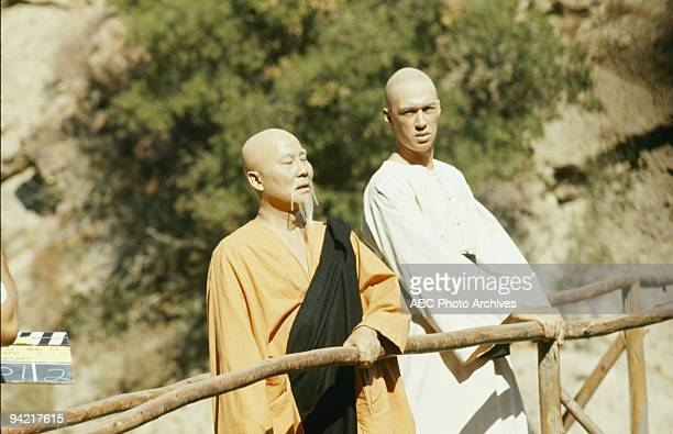 FU Caine finds out that the Shaolin order has been destroyed from a man who unknown to him was the father of the Emperor's nephew he killed in China...