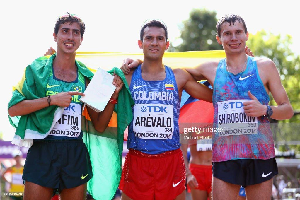 16th IAAF World Athletics Championships London 2017 - Day Ten : News Photo
