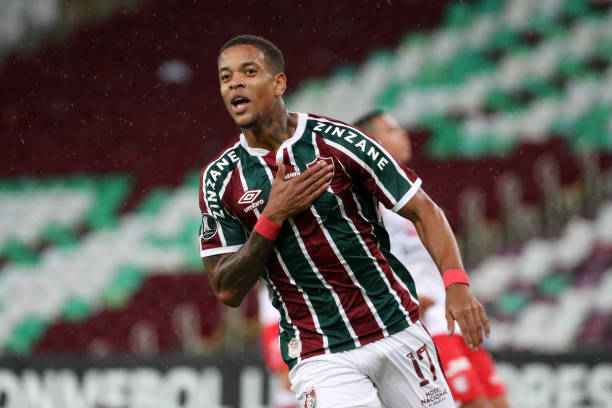 BRA: Fluminense v Santa Fe - Copa CONMEBOL Libertadores 2021