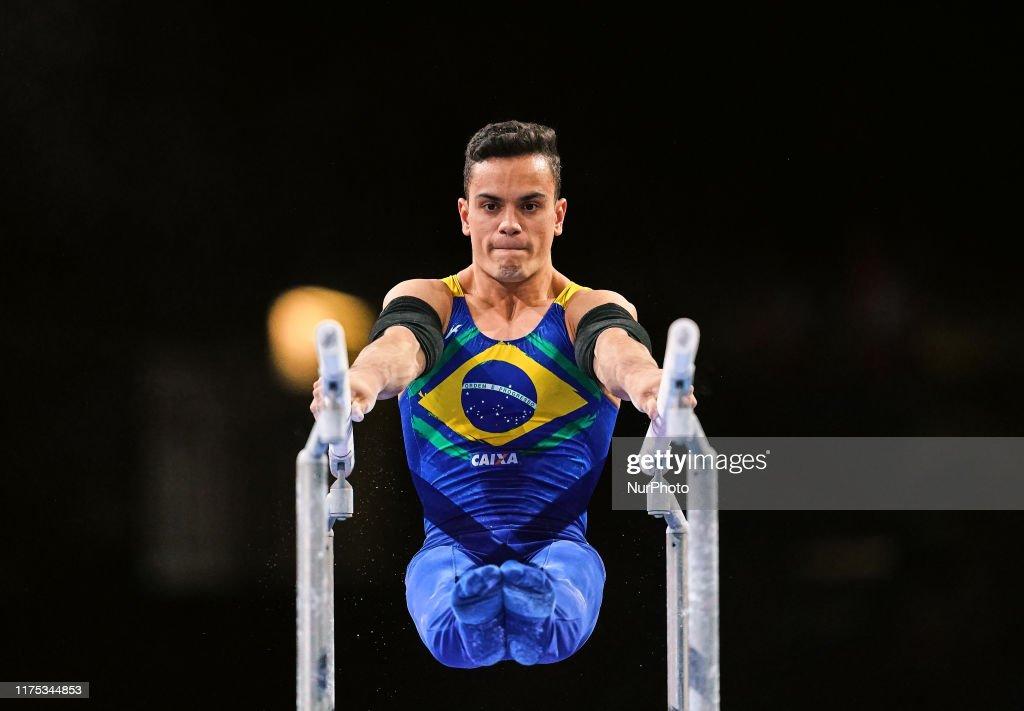 Day 8 - 49th FIG Artistic Gymnastics World Championships : News Photo