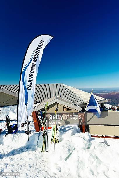 Cairngorm ski centre, Schottland