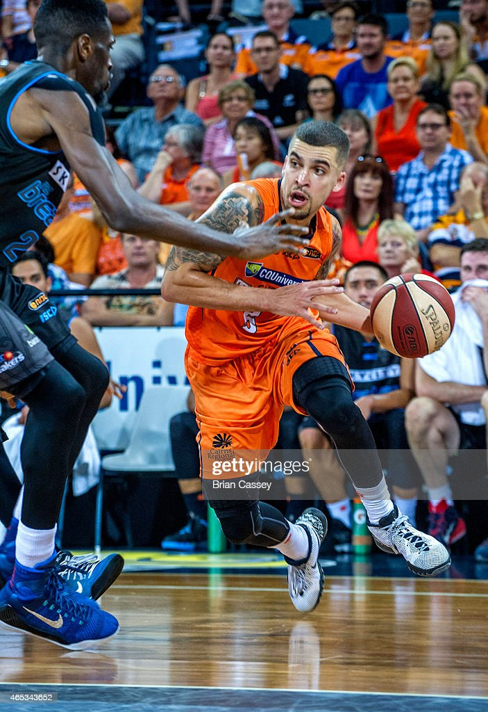 Cairns v New Zealand - NBL Grand Final: Game 1 : News Photo