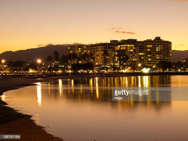 Cairns Waterfront by Night