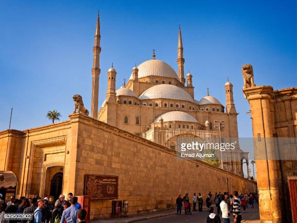 Cairo Citadel and Mosque of Muhammad Ali, Cairo, Egypt