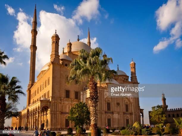 Cairo Citadel and Mosque of Muhammad Ali, Cairo, Egypt