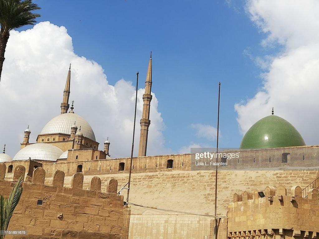 Cairo Citadel : Foto de stock