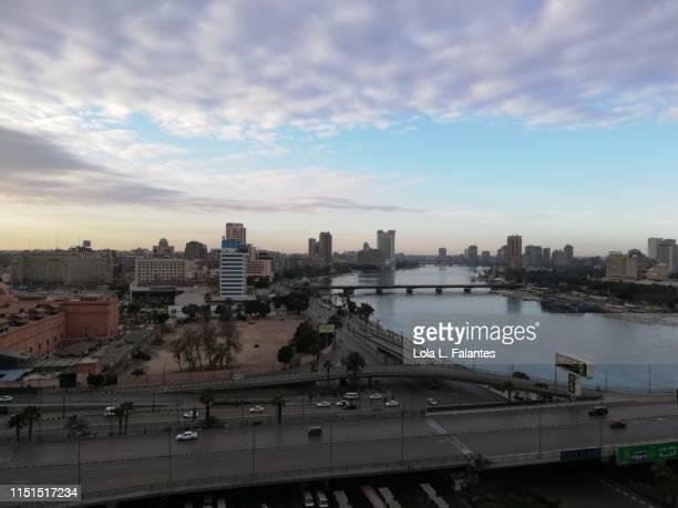 Cairo cityscape. Egypt