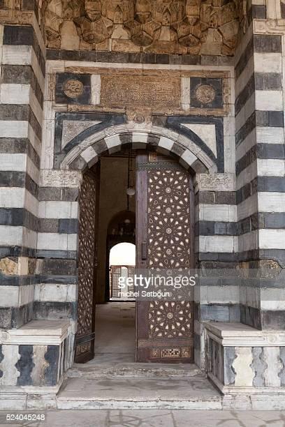 Muhammad ABU DAHAB mosque in islamic Cairo