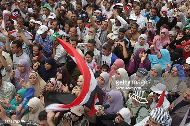 CONTENT] Cairo Egypt Liberal and Islamist protesters converge in Tahrir Square Various demands from liberal April 6 movement the National Association...