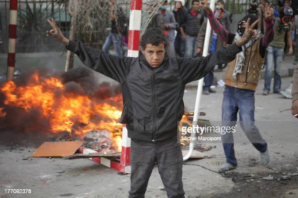 Cairo - Egypt - More than 40 people have been killed and hundreds more injured around the country since clashes began last Friday, January 25, the...
