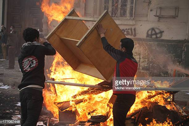 CONTENT] Cairo Egypt More than 40 people have been killed and hundreds more injured around the country since clashes began last Friday January 25 the...